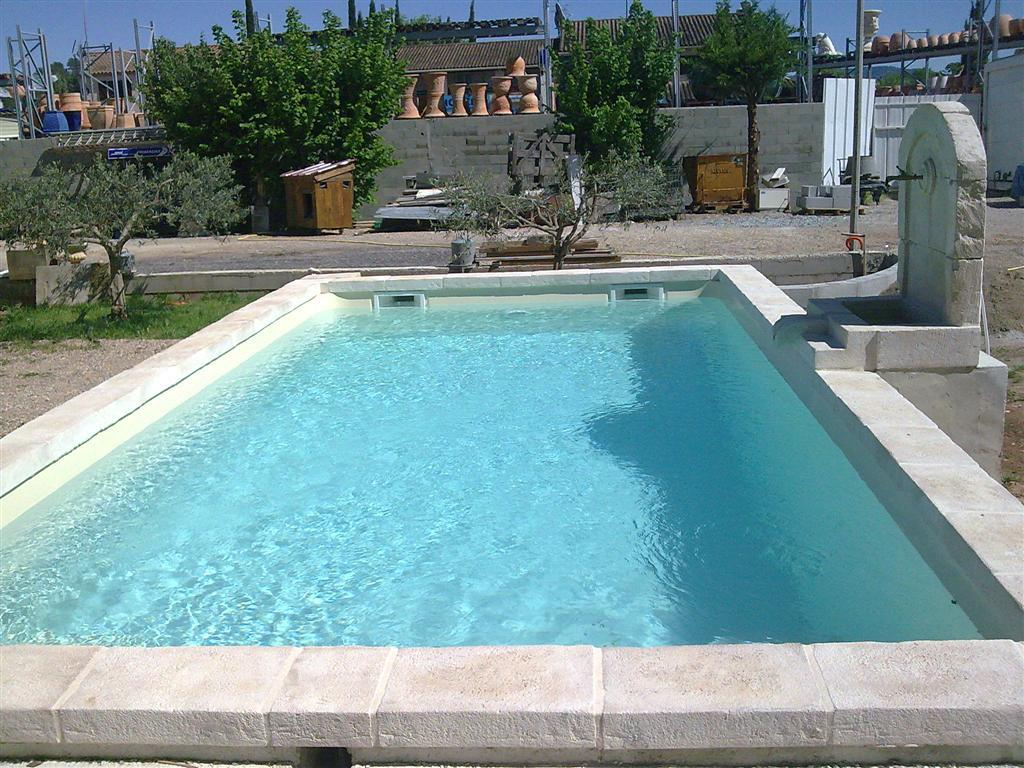 Piscines en eau for Piscine liner sable