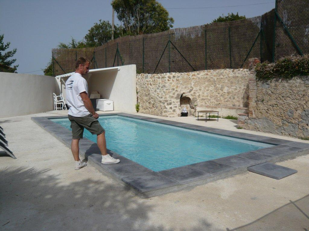 Piscines en eau for Eau piscine